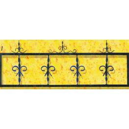 Ограда № 01