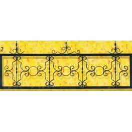 Ограда № 02